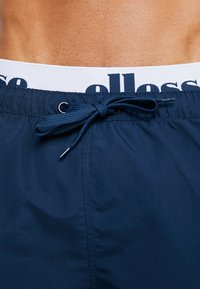 Ellesse - NASELLO - Shorts da mare - navy - 3
