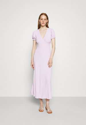 POET DRESS - Korte jurk - lavender