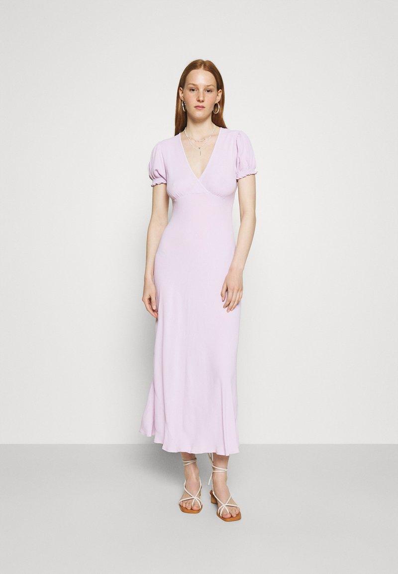 Ghost - POET DRESS - Vestito estivo - lavender