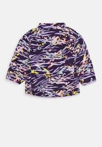 adidas Originals - JACKET - Gewatteerde jas - deep purple/multicolor - 2