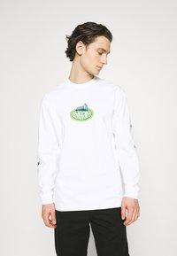 Carhartt WIP - SCREW - Long sleeved top - white - 0