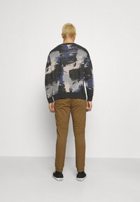 Only & Sons - ONSCAM AGED CUFF - Tygbyxor - kangaroo - 2
