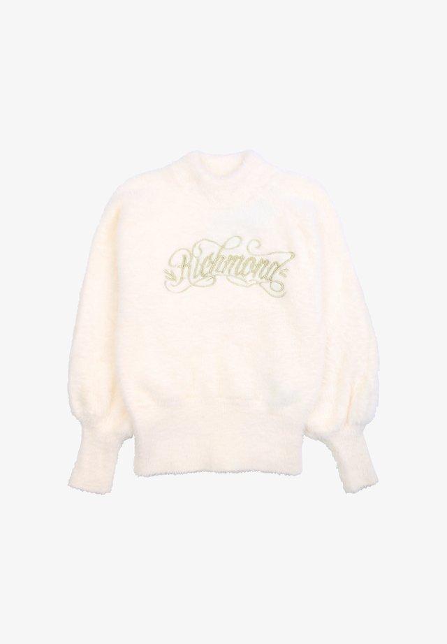 Sweater - bianco