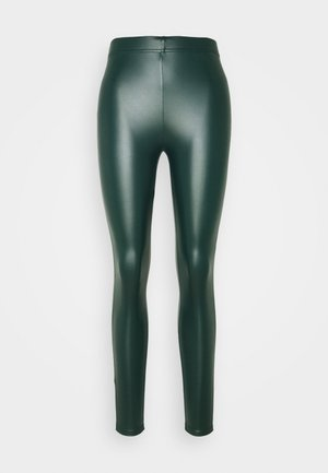 JDYSTINE - Leggings - Trousers - ponderosa pine