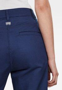 G-Star - ESPOR HIGH - Trousers - imperial blue - 2