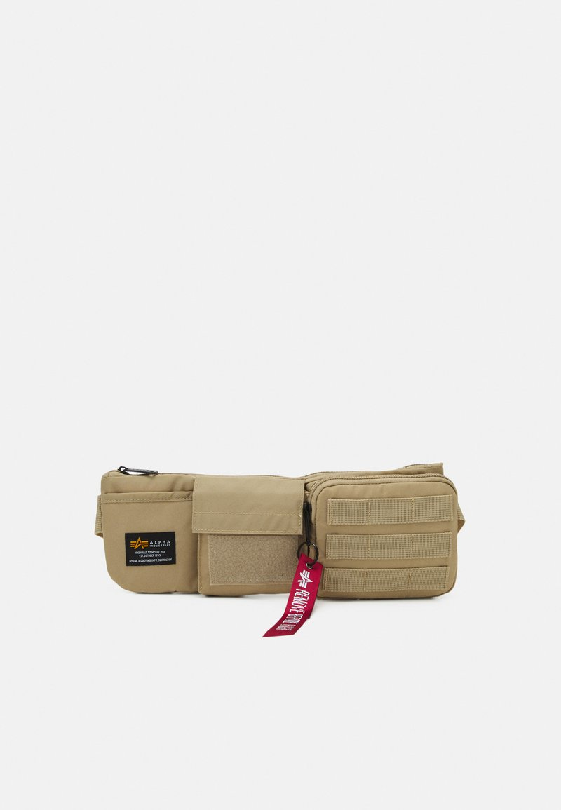 Alpha Industries - CREW UTILITY BAG UNISEX - Bum bag - sand
