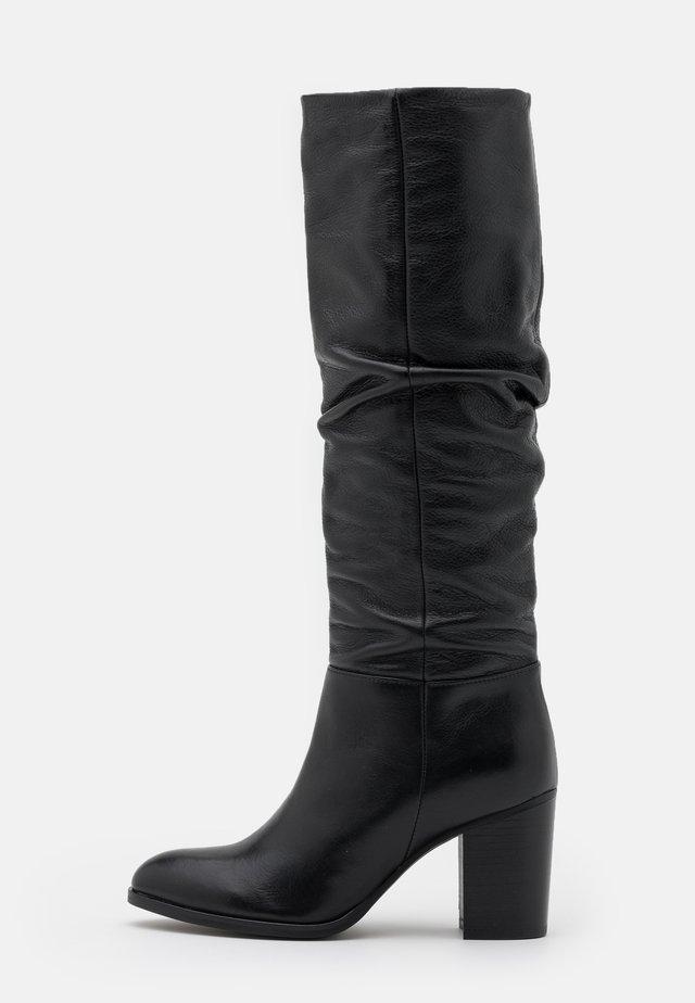 MIALY - Vysoká obuv - noir