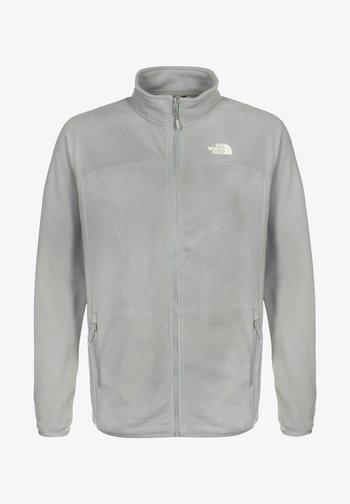 100 GLACIER - Fleece jacket - wrought iron