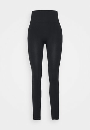 FLEX LEGGING SEAMLESS - Medias - black