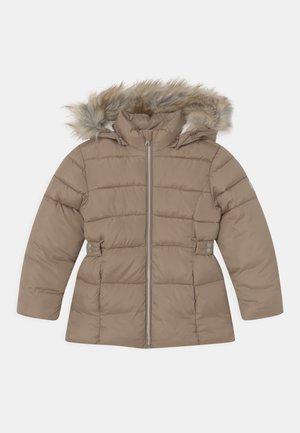 NKFMERETHE - Zimní bunda - silver mink