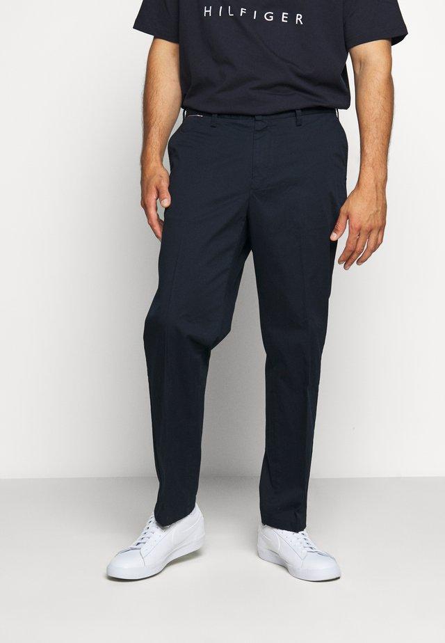 MADISON FLEX SOFT - Chino kalhoty - blue
