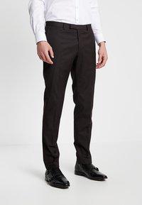 Bugatti - SUIT REGULAR FIT - Suit - bordeaux - 4