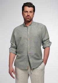 Eterna - REGULAR FIT - Shirt - olivgrün - 0