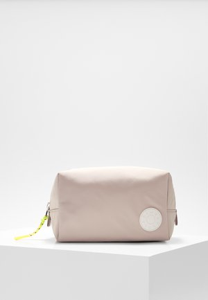 BIMBA Y LOLA M SAND RECTANGULAR MAKE-UP CASE - Kosmetiktasche - sandstone