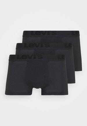 PREMIUM TRUNK 3 PACK - Pants - black