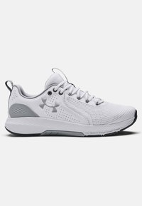Under Armour - CHARGED COMMIT TR  - Træningssko - white/gray - 4