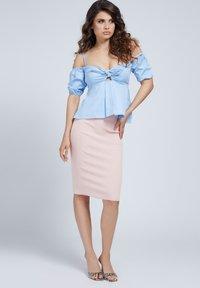 Guess - Pencil skirt - rose - 1