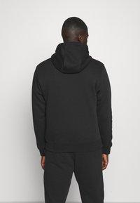 Nike Sportswear - SOS HOODIE  - Felpa con cappuccio - black - 2