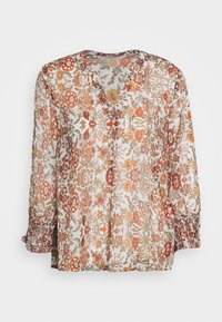 Cream - DANICR BLOUSE - Blouse - red - 4