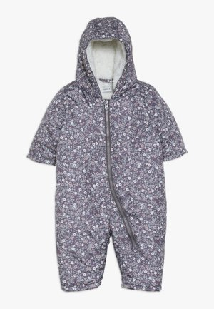 NBFMISH SUIT - Snowsuit - woodrose