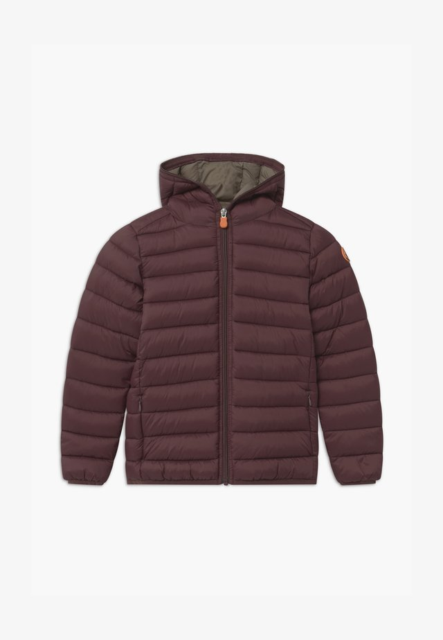 GIGAY - Winter jacket - bordeaux