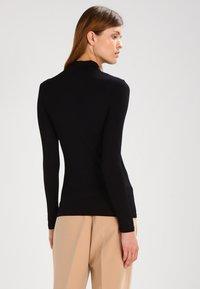 Selected Femme - SFMIO NOOS - Long sleeved top - black - 2