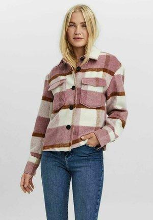 Light jacket - mesa rose