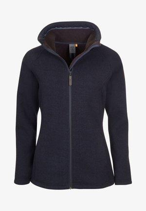 Fleece jacket - blueshadow