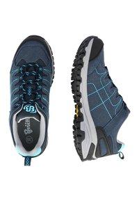 Brütting - Hiking shoes - blue - 1