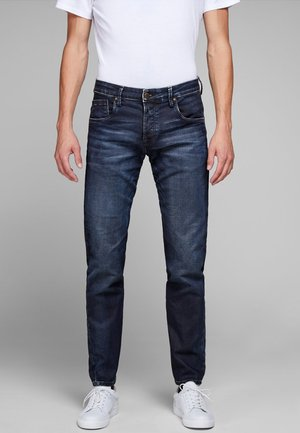 MIKE RON JOS 715 INDIGO - Straight leg jeans - blue denim