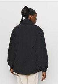 P.E Nation - TIE BREAK JACKET - Training jacket - black - 2