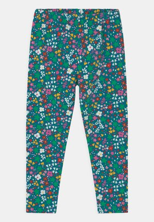 LIBBY PRINTED WILD FLORAL - Leggings - multi coloured