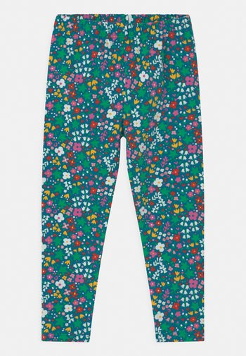 LIBBY PRINTED WILD FLORAL - Leggings - Trousers - multi coloured