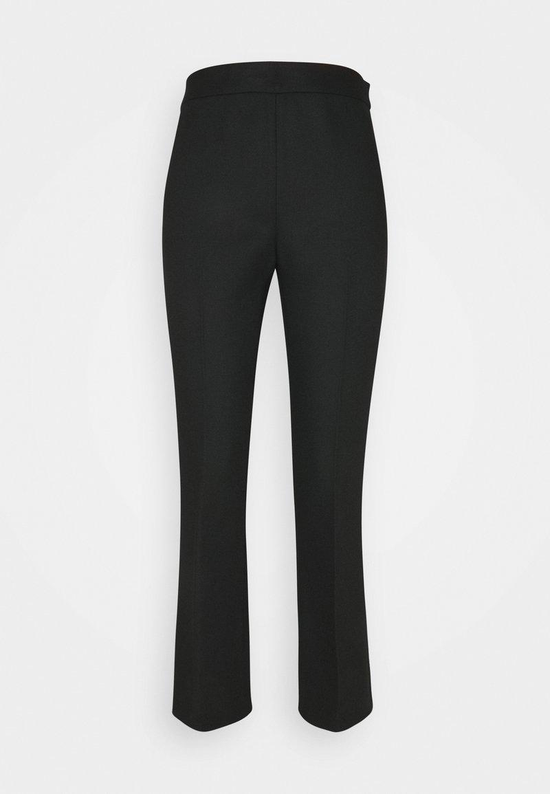 Tory Burch - PANT - Kalhoty - black