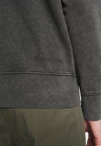 DRYKORN - FLORENZ FADE - Sweatshirt - grey - 5