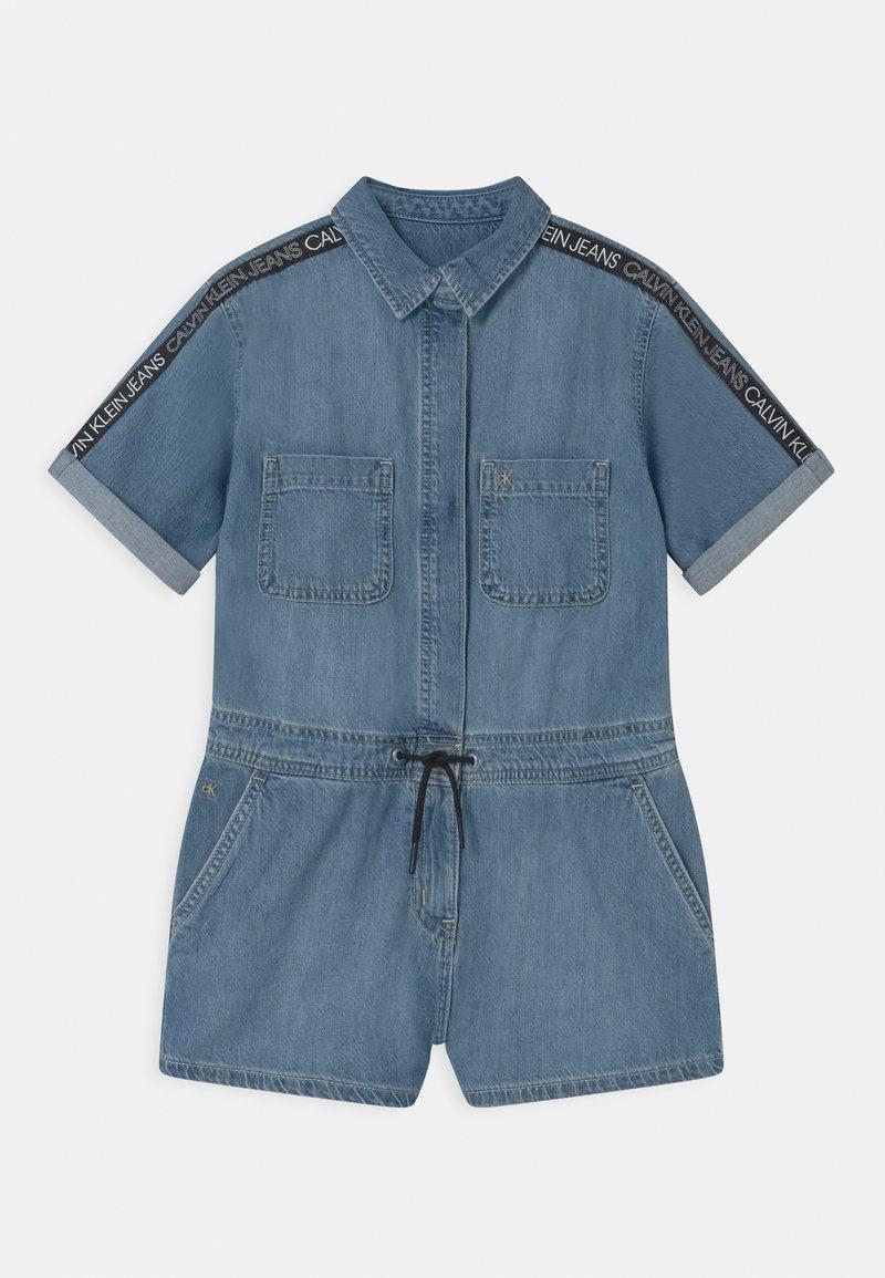 Calvin Klein Jeans - RIGID - Overal - blue