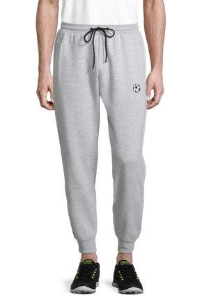 Pantaloni sportivi - grau melange