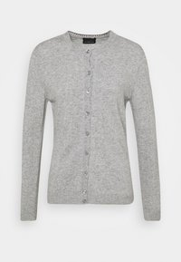 Sisley - Cardigan - light grey - 0