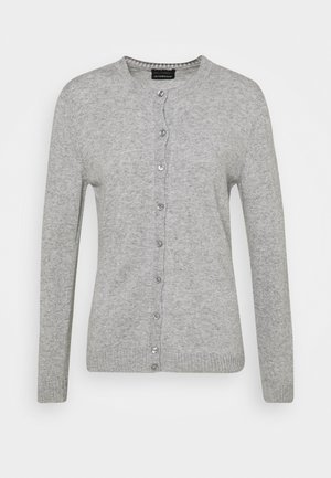 Chaqueta de punto - light grey