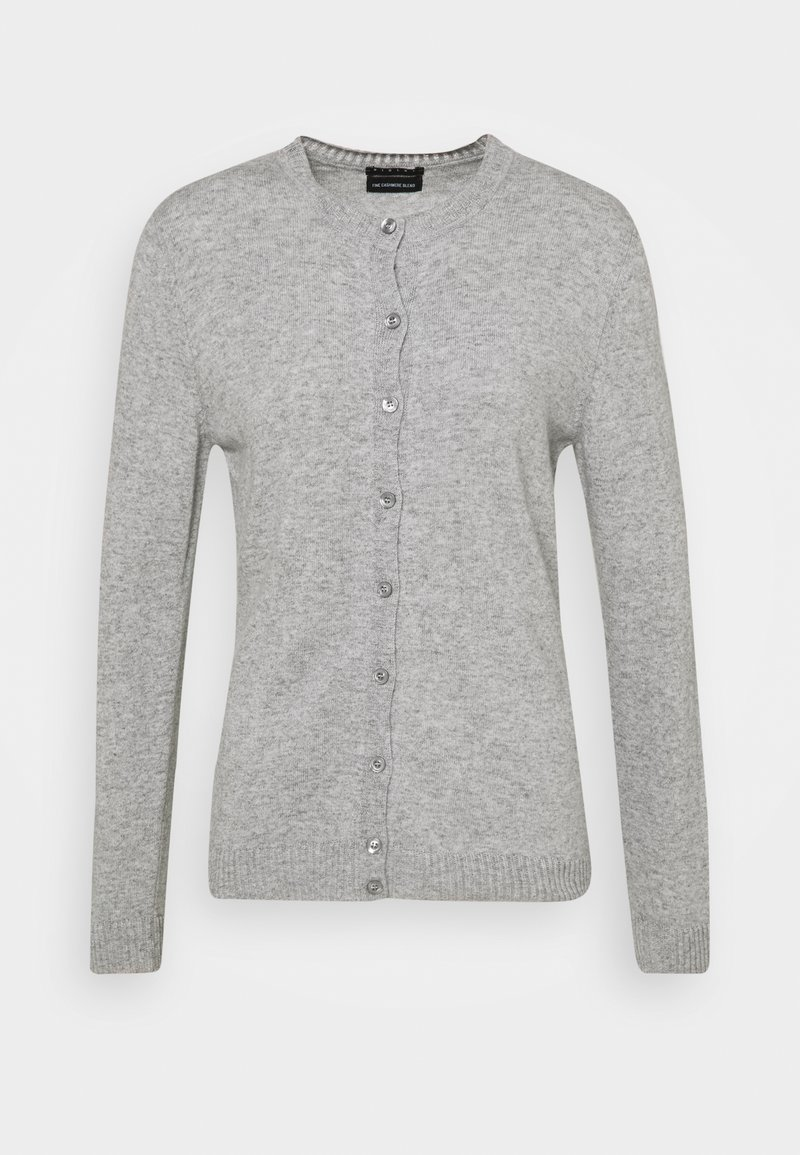 Sisley - Cardigan - light grey