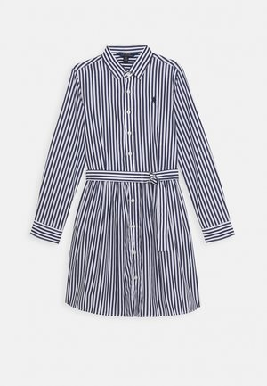 BENGAL DRESSES - Shirt dress - navy
