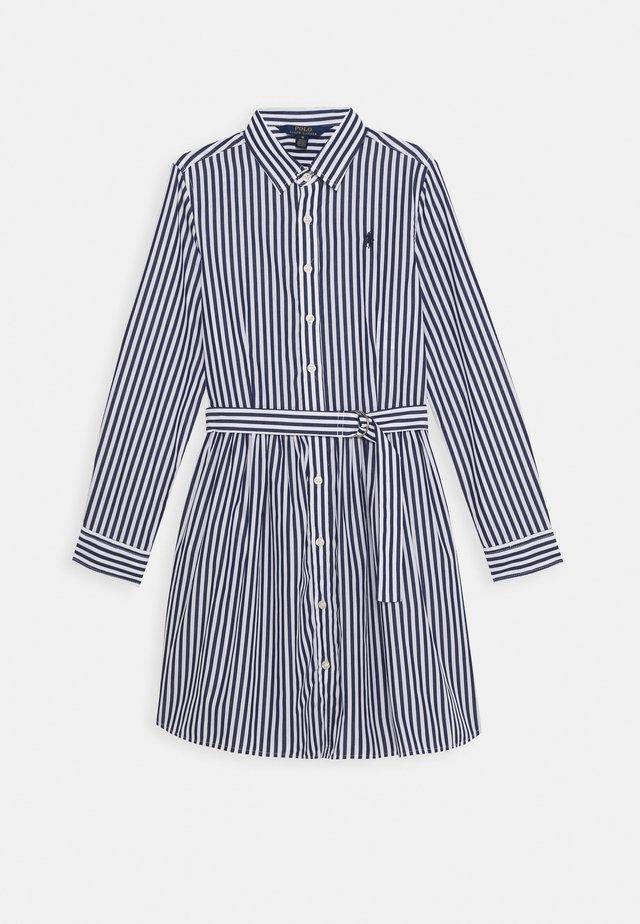 BENGAL DRESSES - Shirt dress - navy