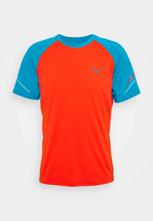 ALPINE PRO TEE - T-shirt imprimé - frost