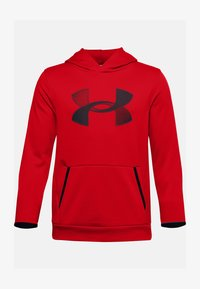 Under Armour - Hoodie - red - 0