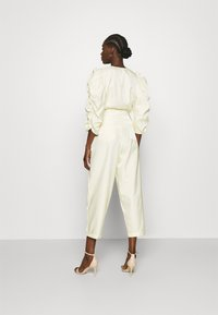 Stella Nova - Spodnie materiałowe - sweet yellow - 2
