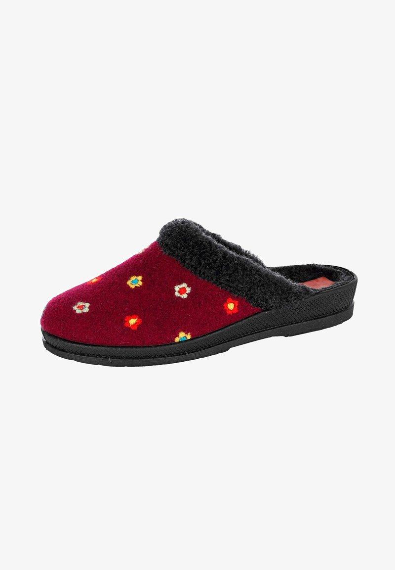 Belafit - Slippers - bordeaux