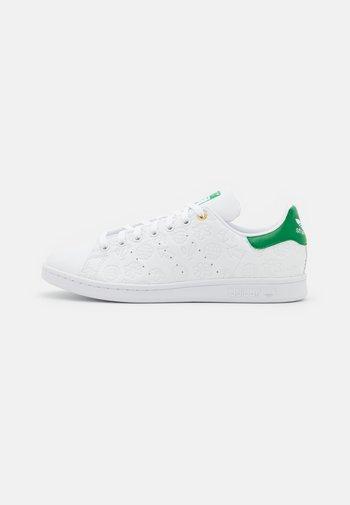 STAN SMITH - Zapatillas - footwear white/green/chalk white