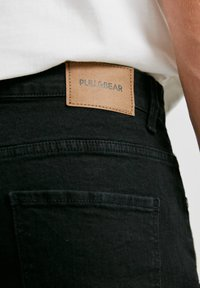 PULL&BEAR - Slim fit jeans - black - 5