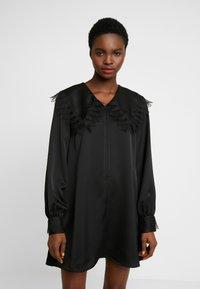 Cras - DIA DRESS - Kjole - black - 0