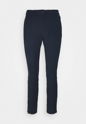 MARIA GOLF PANT - Trousers - navy
